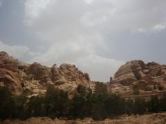petra,jordanie,sinaï,egypte,littérature du moyen-orient