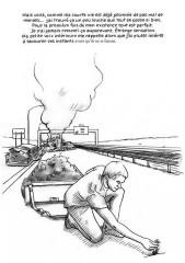 46 XY, raphaël terrier, bande dessinée indépendante, boîte à bulles